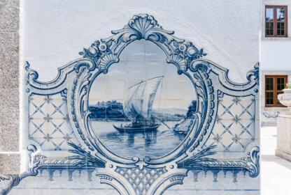 Azulejo tiles