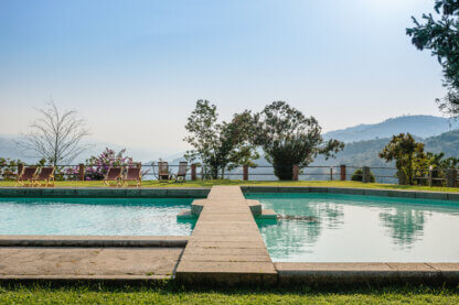 Pool with Douro view